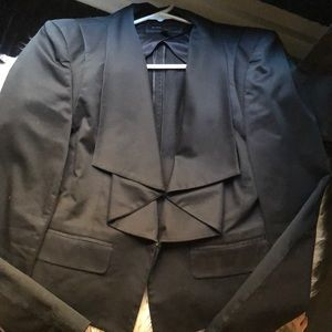 BCBG Max Azria two-piece suit